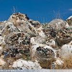 La aspiradora que limpie la edificación de plásticos
