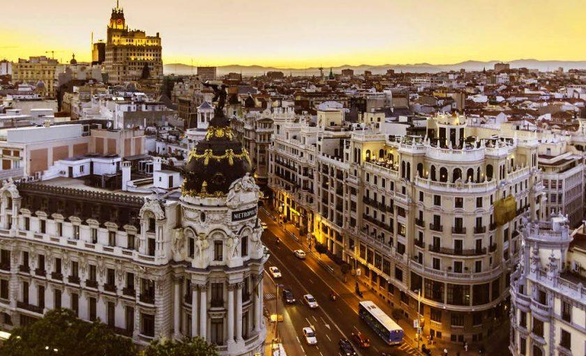 Ciudad de Madrid. CCO 2.0. Fotografía de Ángela Ojeda Heyper.