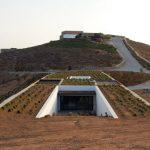 6 casas mimetizadas con la naturaleza