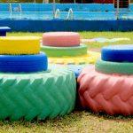 El primer parque infantil sostenible de España