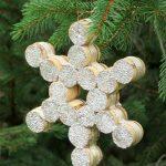 Decoración y regalos navideños sostenibles