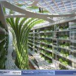 """La egipcia """"Gate Residence"""": un referente mundial en sostenibilidad"""