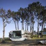 La Trufa: una obra que aúna naturaleza, paisaje y textura en la Costa da Morte