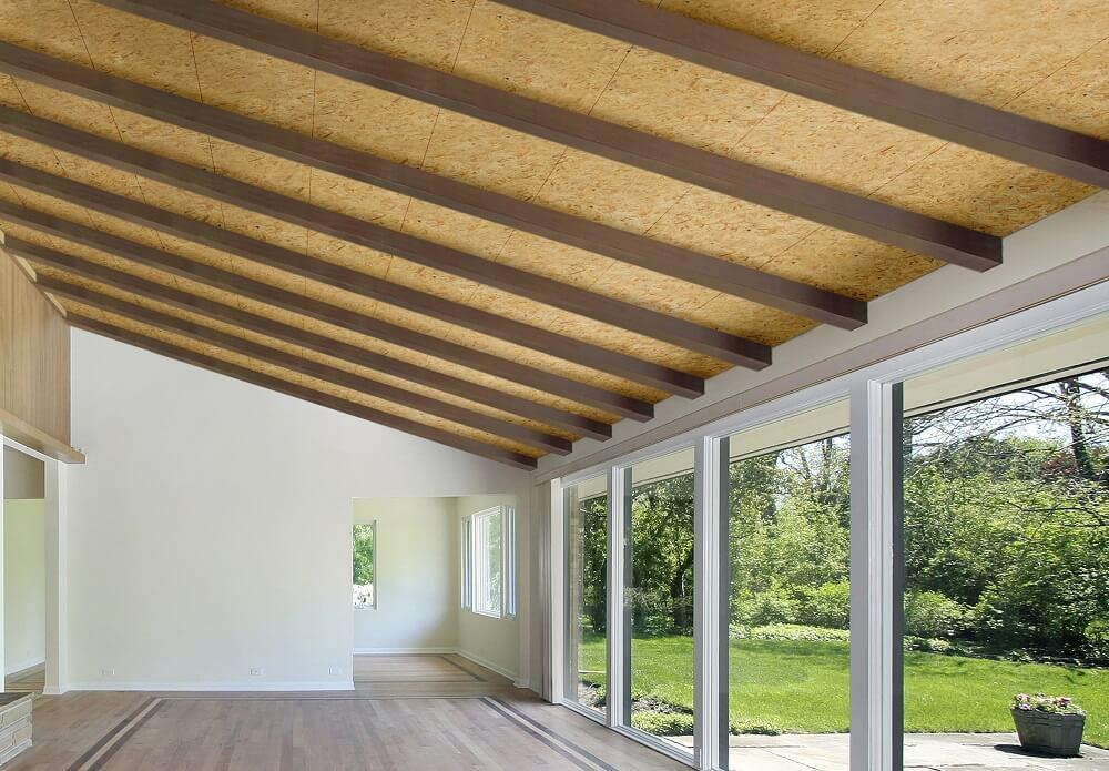Tableros de madera osb para una construcci n sostenible - Precio tablero osb ...