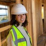 Irene Jimeno, experta en  madera estructural