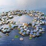 """""""Oceanix City"""", el primer proyecto de ciudad flotante sostenible del mundo"""