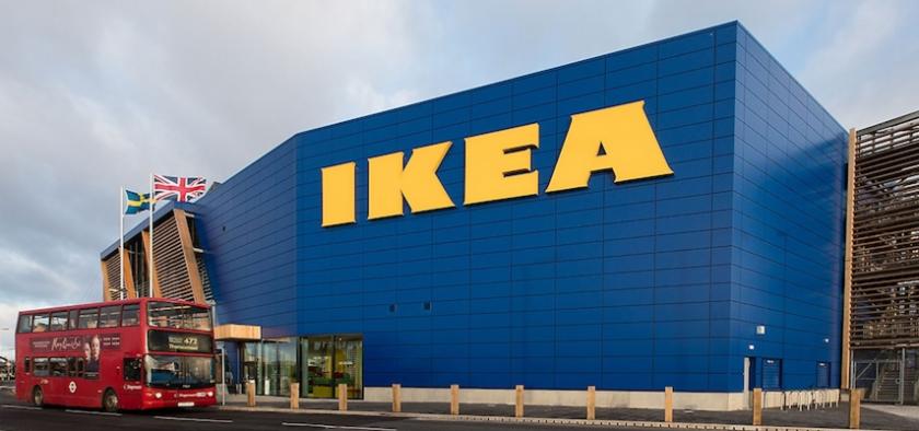 Ikea se suma a la sostenibilidad y abre su tienda más verde