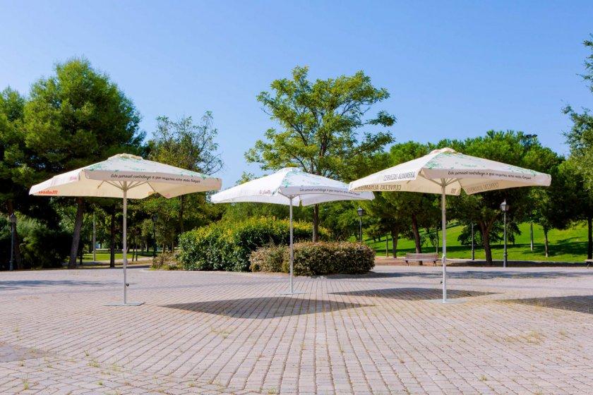 Mahou terrazas sostenibles