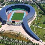 Kaohsiung Stadium, un estadio solar con forma de dragón en Taiwán