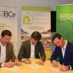 Convenio de colaboración entre las principales certificaciones de construcción sostenible