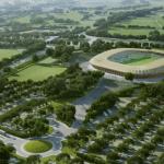Eco Park Stadium se convertirá en el primer estadio de madera del mundo