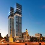 Las madrileñas Torres de Colón serán un icono de la arquitectura sostenible