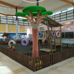 Roadparc, un parque sostenible en el Centro Comercial de Ribera del Xúquer