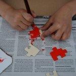 Manualidades sostenibles para hacer con niños en casa