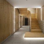 Un antiguo hotel se convierte en el primer edificio plurifamiliar Passivhaus de Galicia