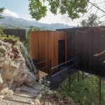 Un complejo turístico sostenible: Vivood Landscape Hotel