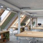 Triple, un coworking ecológico en pleno centro de Madrid