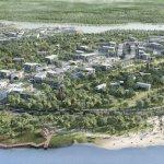 Aguaduna, una ciudad sostenible con diseño español