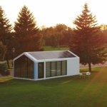 Casas impresas en 3D autosuficientes energéticamente