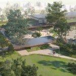 Escuela de Saint-Cyr-sur-Loire, un entorno sostenible para la infancia