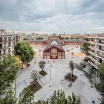 El mercado de Sant Antoni, el más sostenible de España