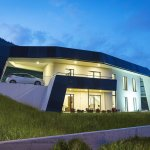 Una vivienda solar, sostenible y autosuficiente, adaptada al clima asturiano