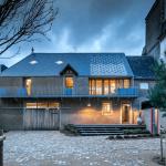 """Una casa bioclimática en el """"instagrameable"""" pueblo de Morlaix, en la Bretaña Francesa"""