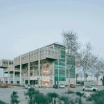 Bio-Edificio Gonsi Sócrates, ejemplo de construcción circular y saludable