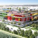 Un nuevo barrio vertical en París diseñado por Jean Nouvel